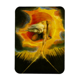 William Blake Ancient of Days Magnet