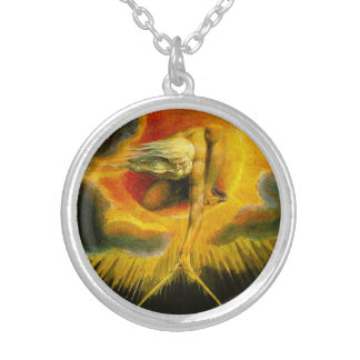 William Blake Ancient of Days Necklace