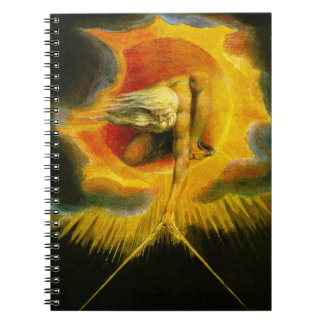 William Blake Ancient of Days Notebook