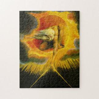 William Blake Ancient of Days Puzzle