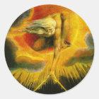 William Blake Ancient of Days Stickers