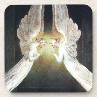 William Blake Angel Coasters