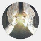 William Blake Angel Stickers