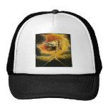 William Blake Art God Mesh Hats