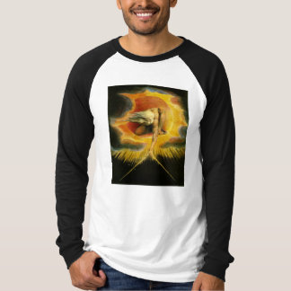 William Blake Art God T-Shirt