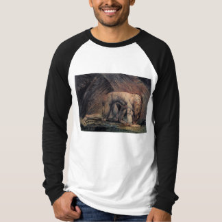 William Blake Art nebakanezer T-Shirt