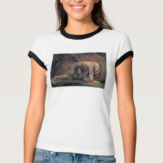 William Blake Art nebakanezer T-Shirt