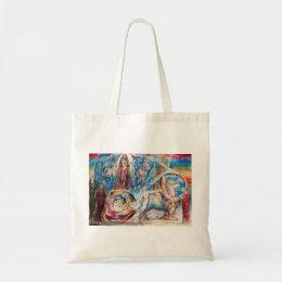 William Blake Beatrice Tote Bag