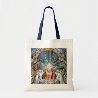 William Blake: Before the Divine Throne Bag