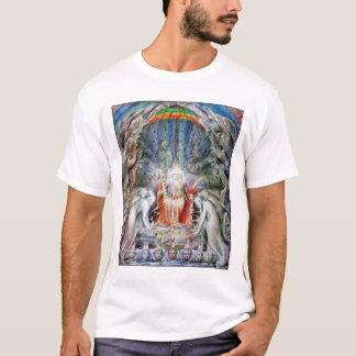 William Blake: Before the Divine Throne T-Shirt
