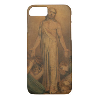 William Blake - Christ Appearing to the Apostles iPhone 8/7 Case