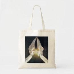 William Blake Christ in the Sepulchre Tote Bag