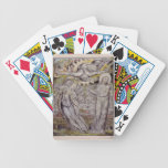 William Blake-Christ refusing the banquet by Satan Bicycle Card Deck