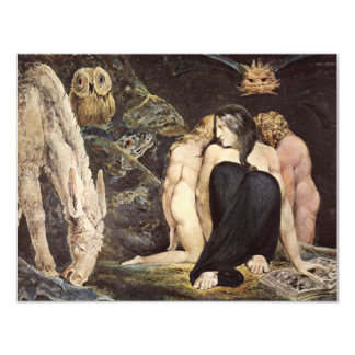 William Blake Hecate Invitations