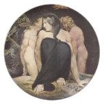 William Blake Hecate Plate