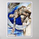 William Blake Illustration: Dante's Divine Comedy Print