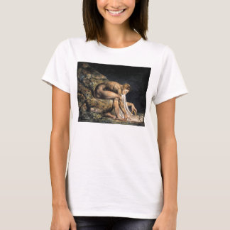 William Blake Isaac Newton T-shirt
