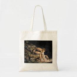 William Blake Isaac Newton Tote Bag