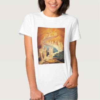 William Blake Jacob's Ladder T-shirt