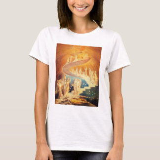 William Blake Jacob's Ladder T-shirt