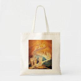 William Blake Jacob's Ladder Tote Bag