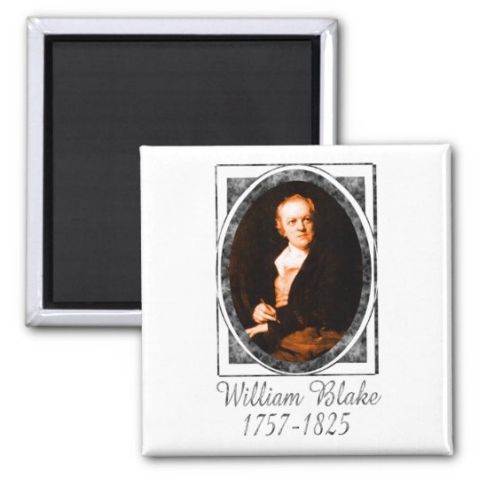 William Blake Magnet