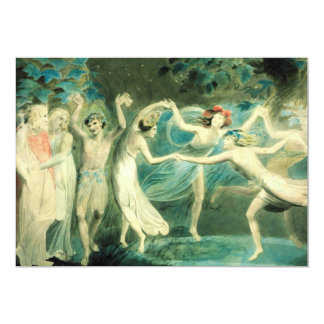 William Blake Midsummer Night's Dream Invitations