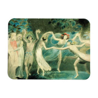 William Blake Midsummer Night's Dream Magnet