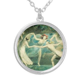 William Blake Midsummer Night's Dream Necklace