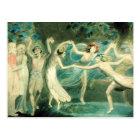 William Blake Midsummer Night's Dream Postcard