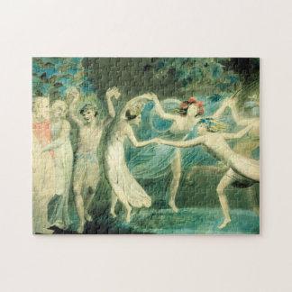 William Blake Midsummer Night's Dream Puzzle