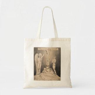 William Blake: Milton`s Paradise Lost Canvas Bags