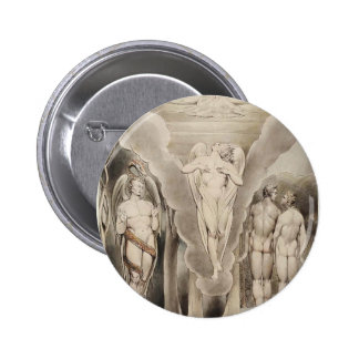 William Blake: Milton`s Paradise Lost Buttons