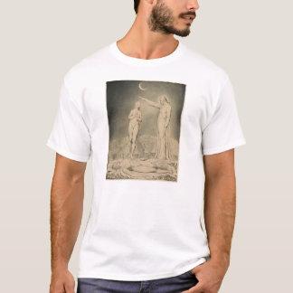 William Blake: Milton`s Paradise Lost T-Shirt