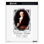 William Blake NOOK Decals