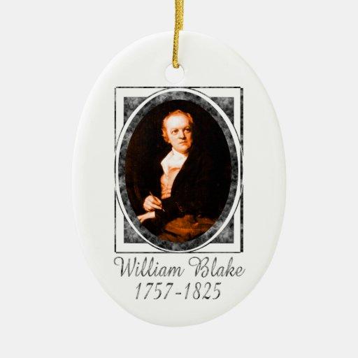William Blake Ornament