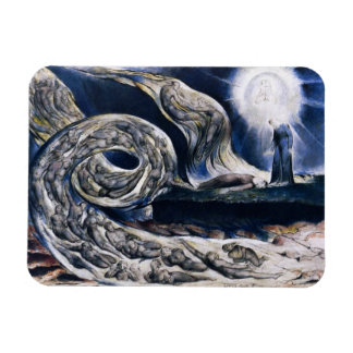 William Blake The Lovers Whirlwind Magnet