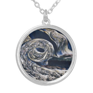 William Blake The Lovers Whirlwind Necklace
