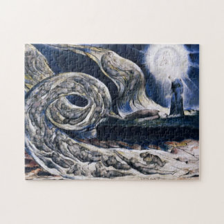William Blake The Lovers Whirlwind Puzzle