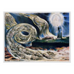 William Blake: Whirlwind of Lovers Poster