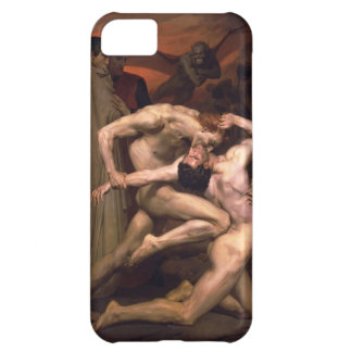 William Bouguereau- Dante and Virgil in Hell iPhone 5C Cover