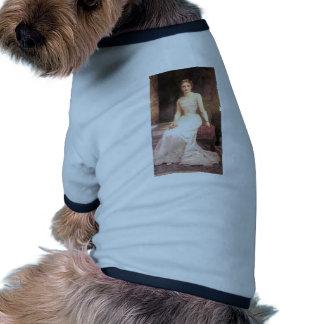 William Bouguereau- Portrait of Madame Olry Doggie Tee Shirt