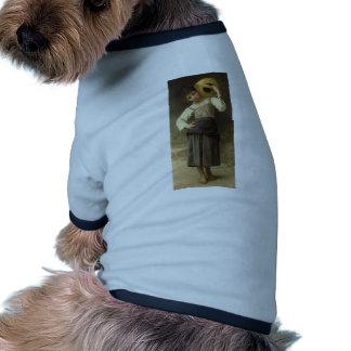 William Bouguereau- The Water Girl Dog Tee Shirt