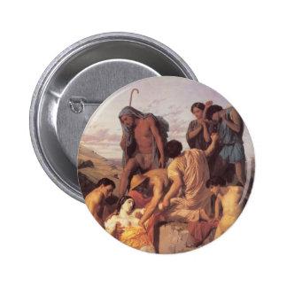 William Bouguereau- Zenobia found by shepherds Pins