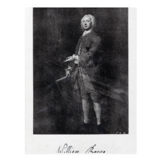 William Boyce Tarjeta Postal