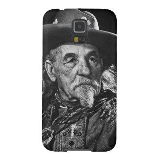 William Buffalo Bill Cody Vintage Portrait Galaxy S5 Cover