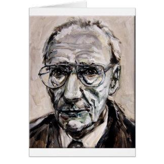 William Burroughs Card