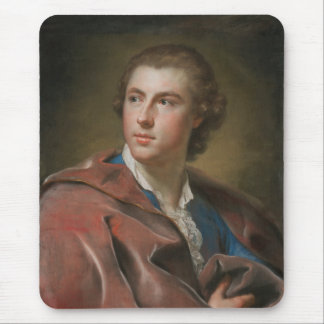 William Burton Conyngham by Anton Raphael Mengs Mouse Pad
