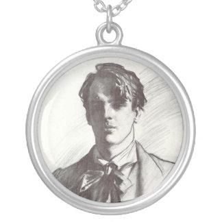 William Butler Yeats Colgante Redondo