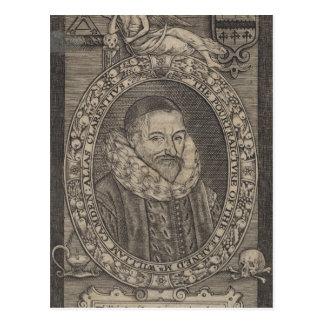 William Camden, c.1636 Postcard